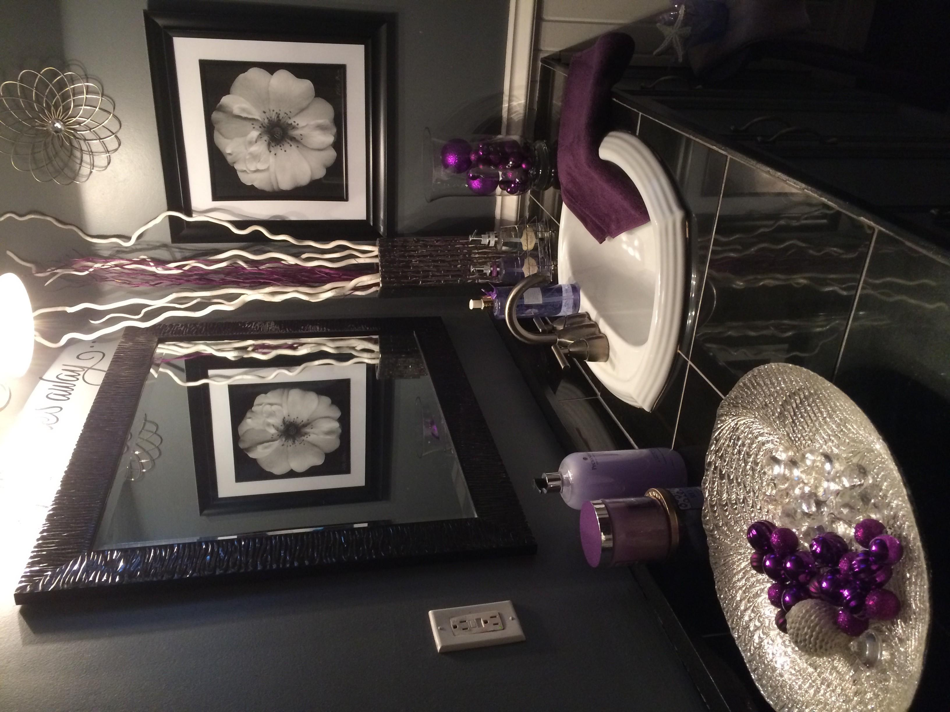 Bathroom Decorating Ideas Lavender Room