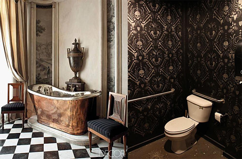 Bathroom Designs 2018 Steampunk Decor Ideas