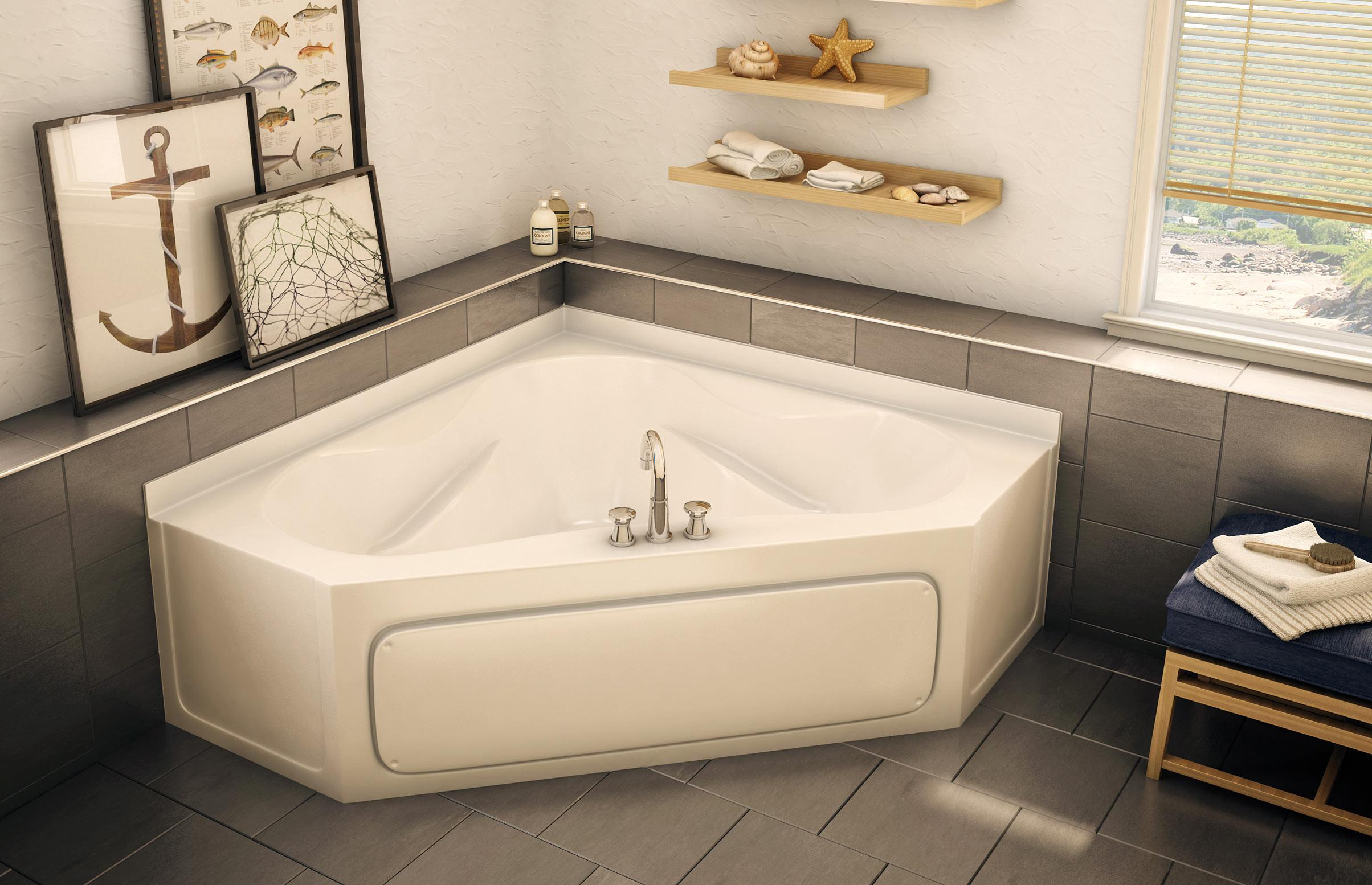 Bathroom Fancy Corner Bathtubs Small Bathrooms