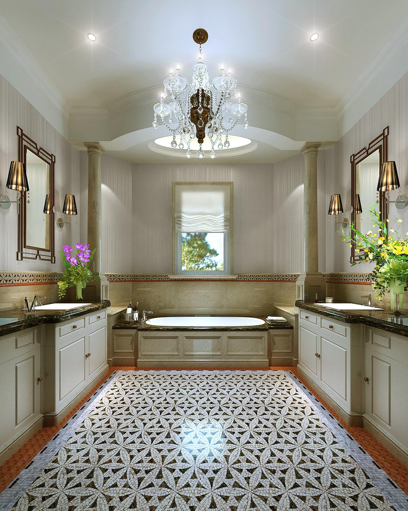 Bathroom Fascinating Design Luxury Small