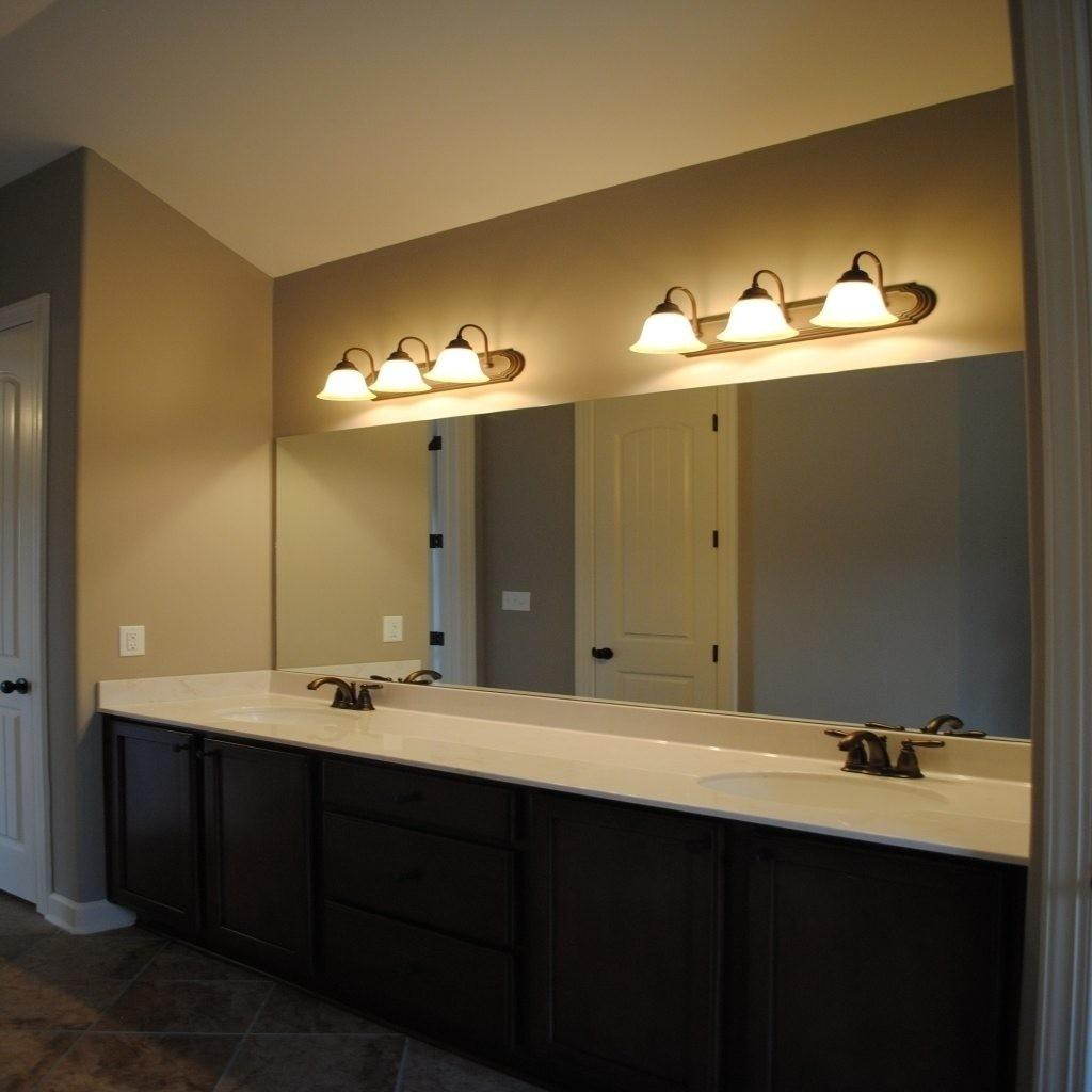 Bathroom Light Fixtures Double Vanity Ideas