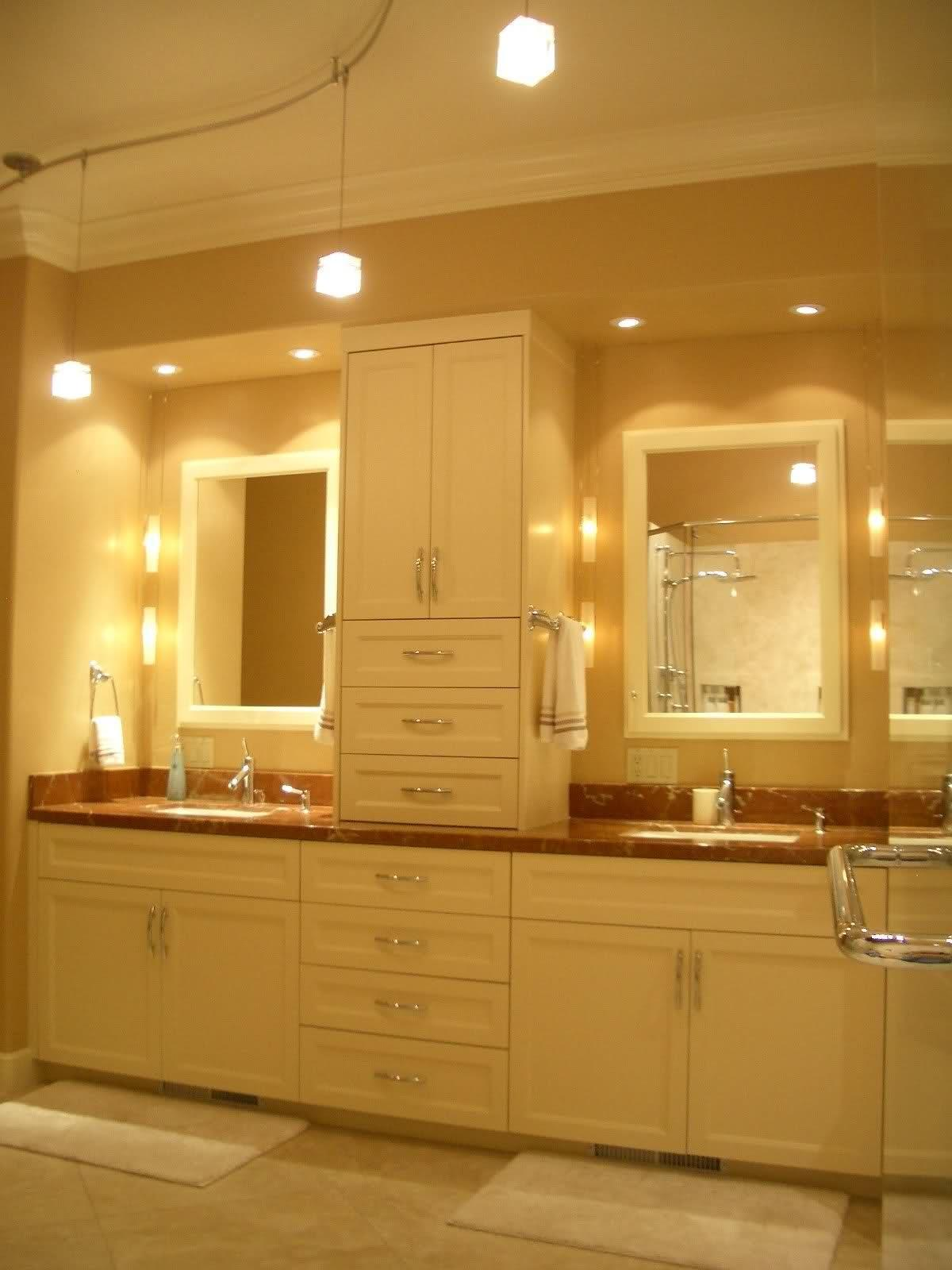 Bathroom Lighting Ideas Make Romance Bathroomhome
