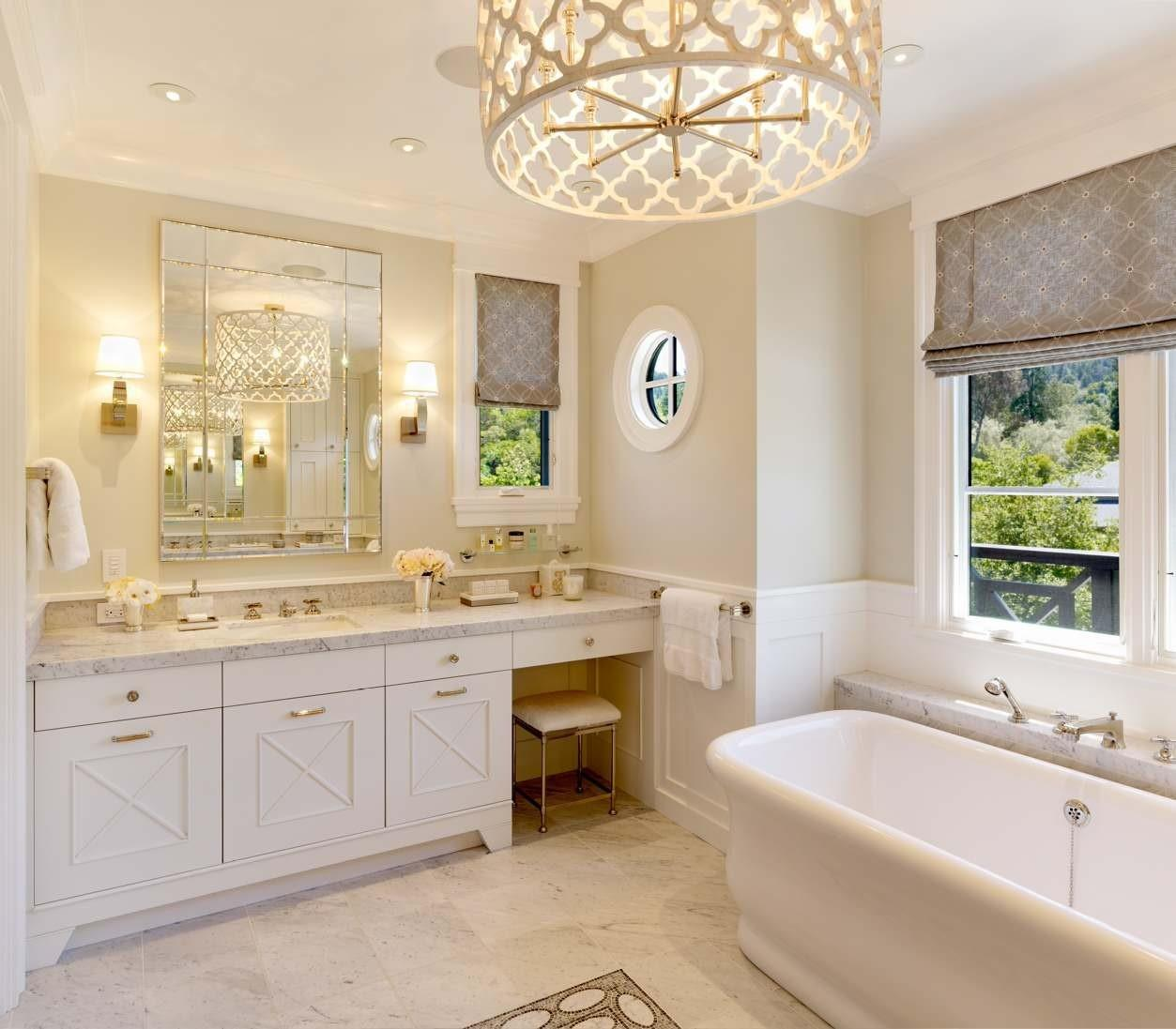 Bathroom Modern Makeovers Small Bathrooms