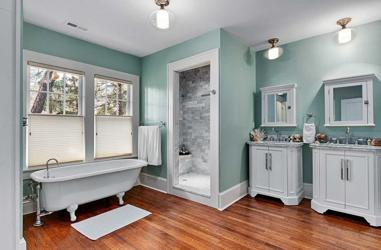Bathroom Paint Colors White Cabinets