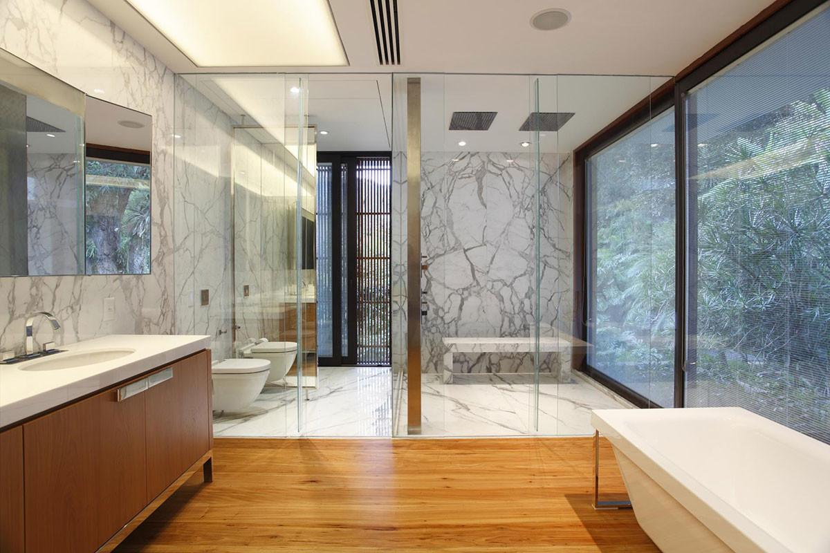 Bathroom Shower Room Colonial Style House Renovation