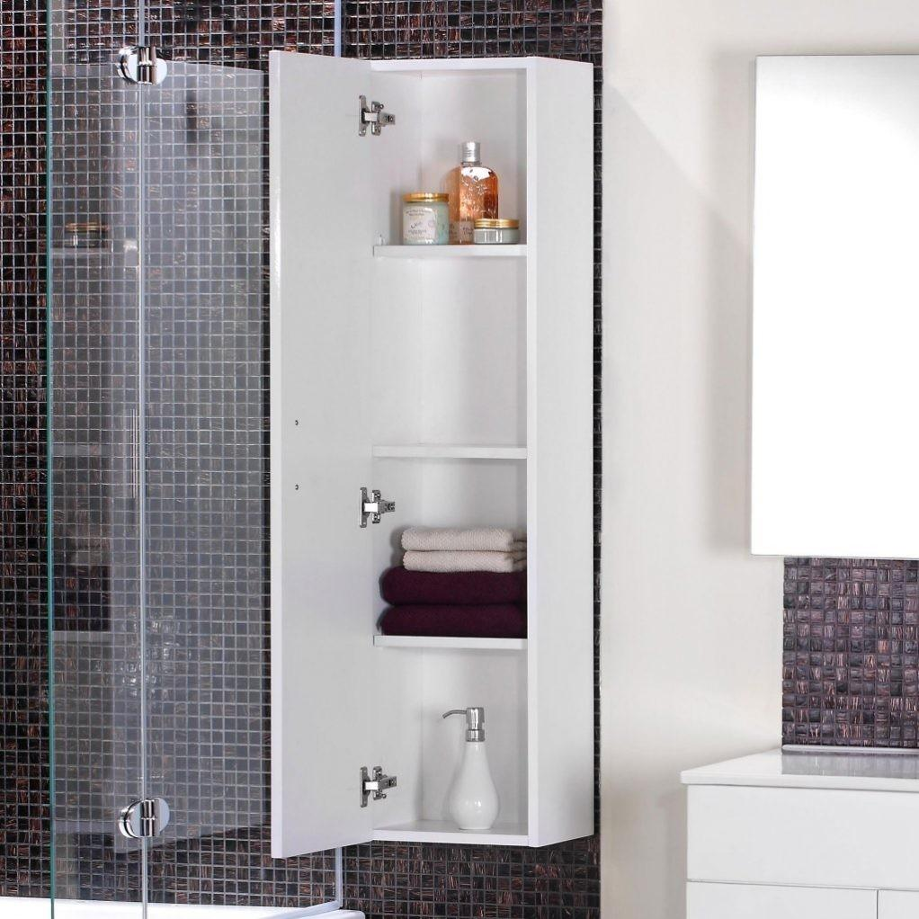 Bathroom Storage Cabinet Need More Space Put Bath