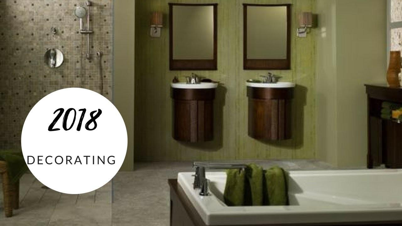 Bathroom Trends 2018 Best New Looks Your Space Mp3