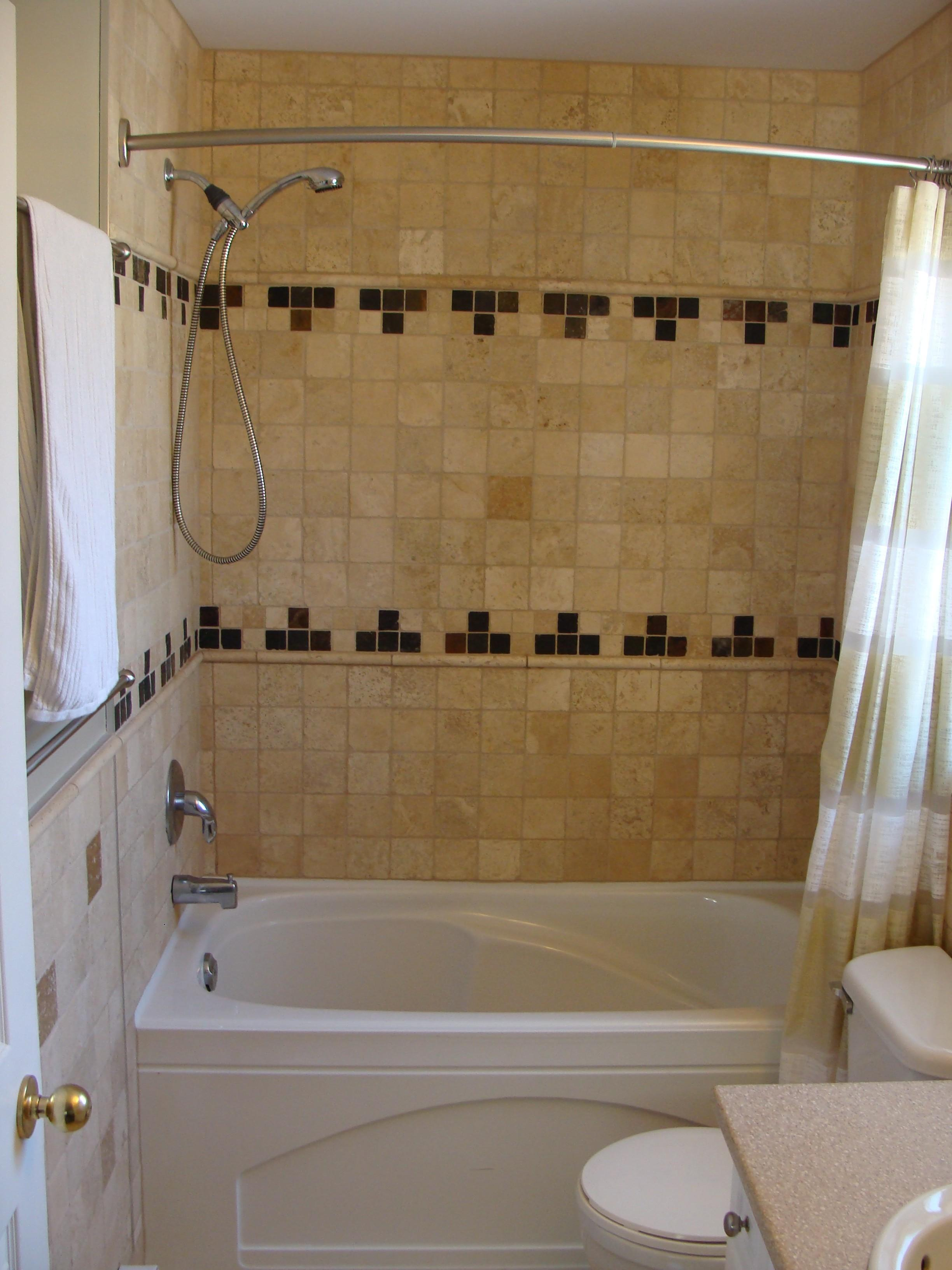 Bathroom Tub Tile Ideas Unique Surround