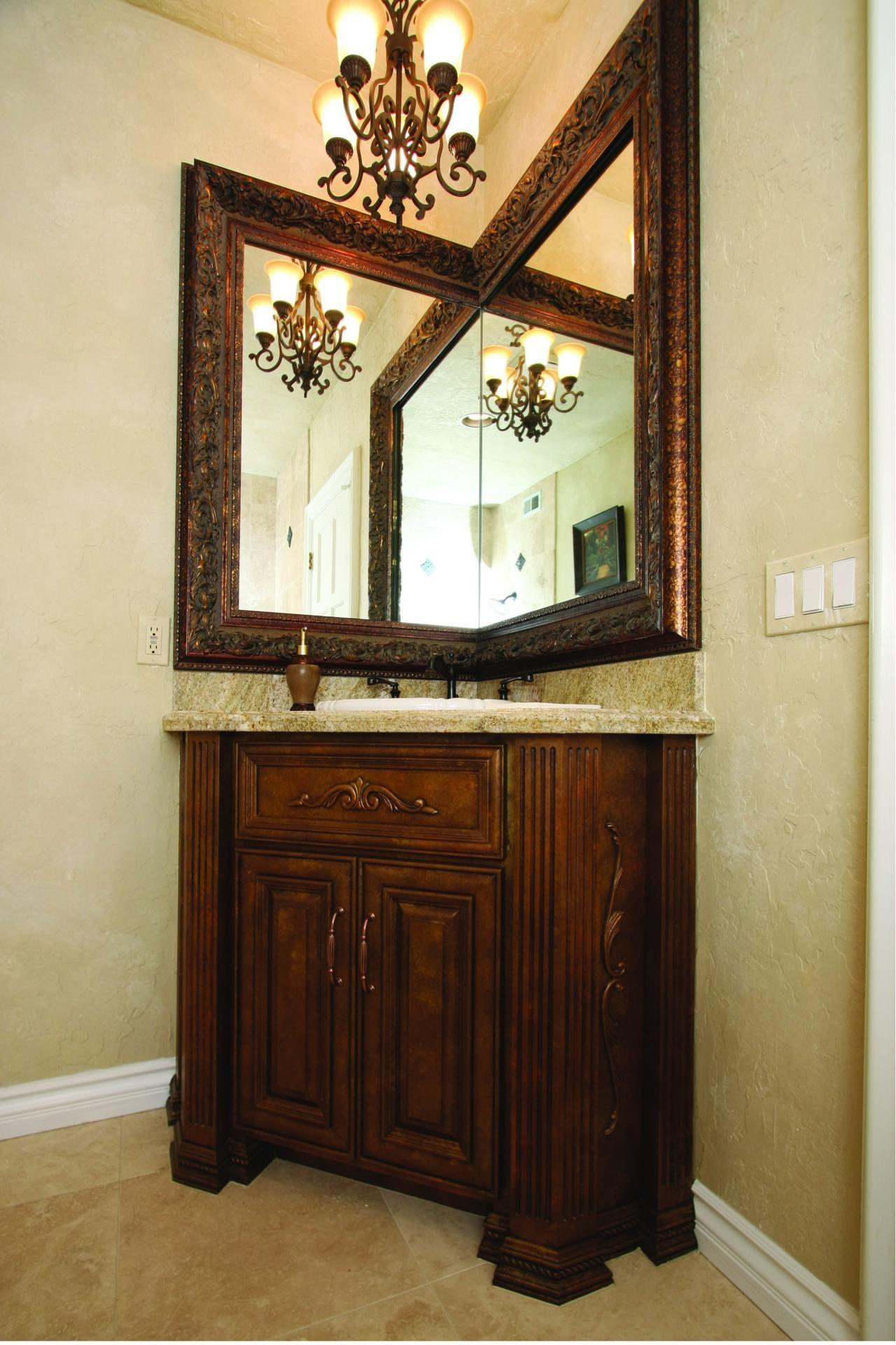 Bathroom Vanities Ideas Make Look Luxurious