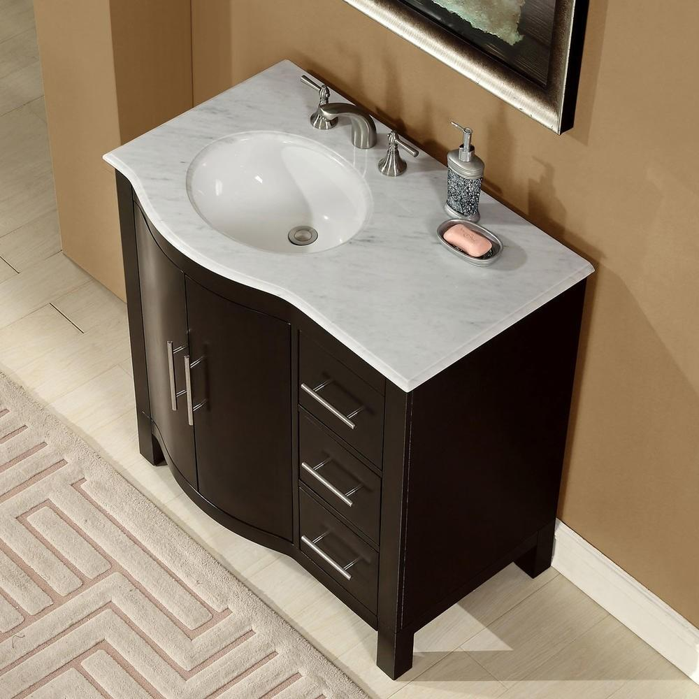 Bathroom Vanity Left Side Sink Vanities