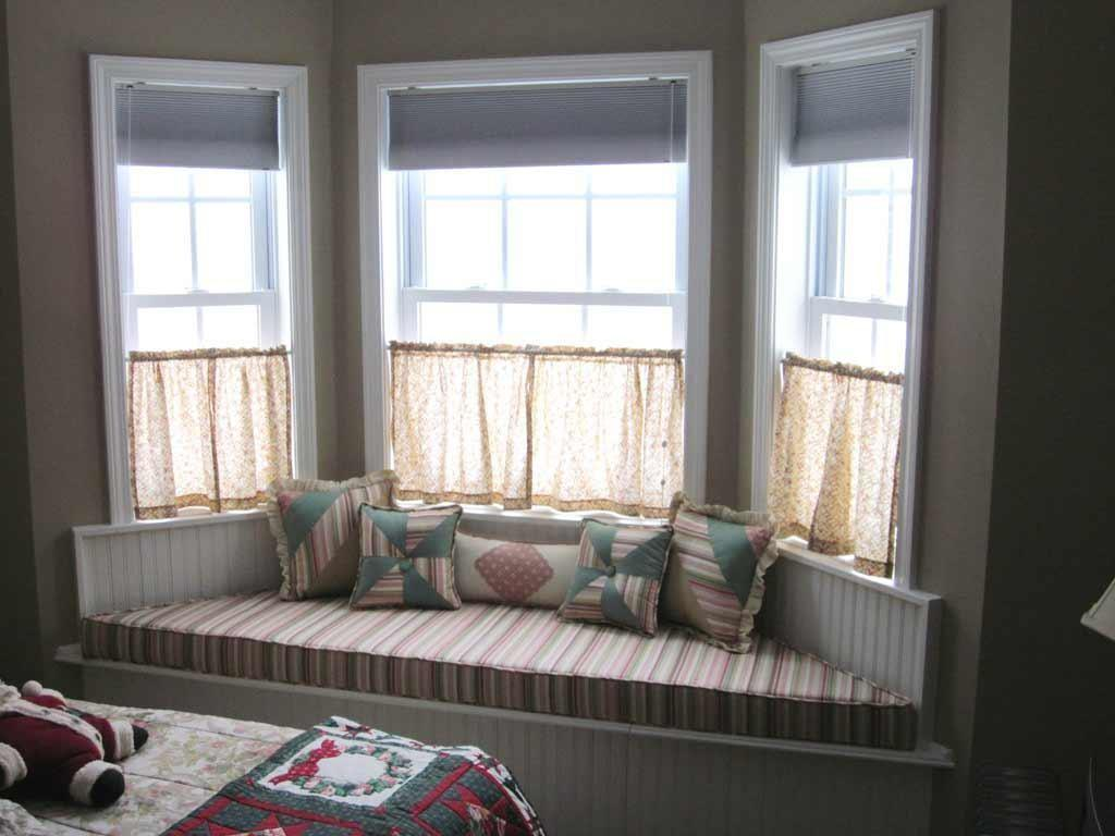Bay Window Decorating Ideas Home Intuitive