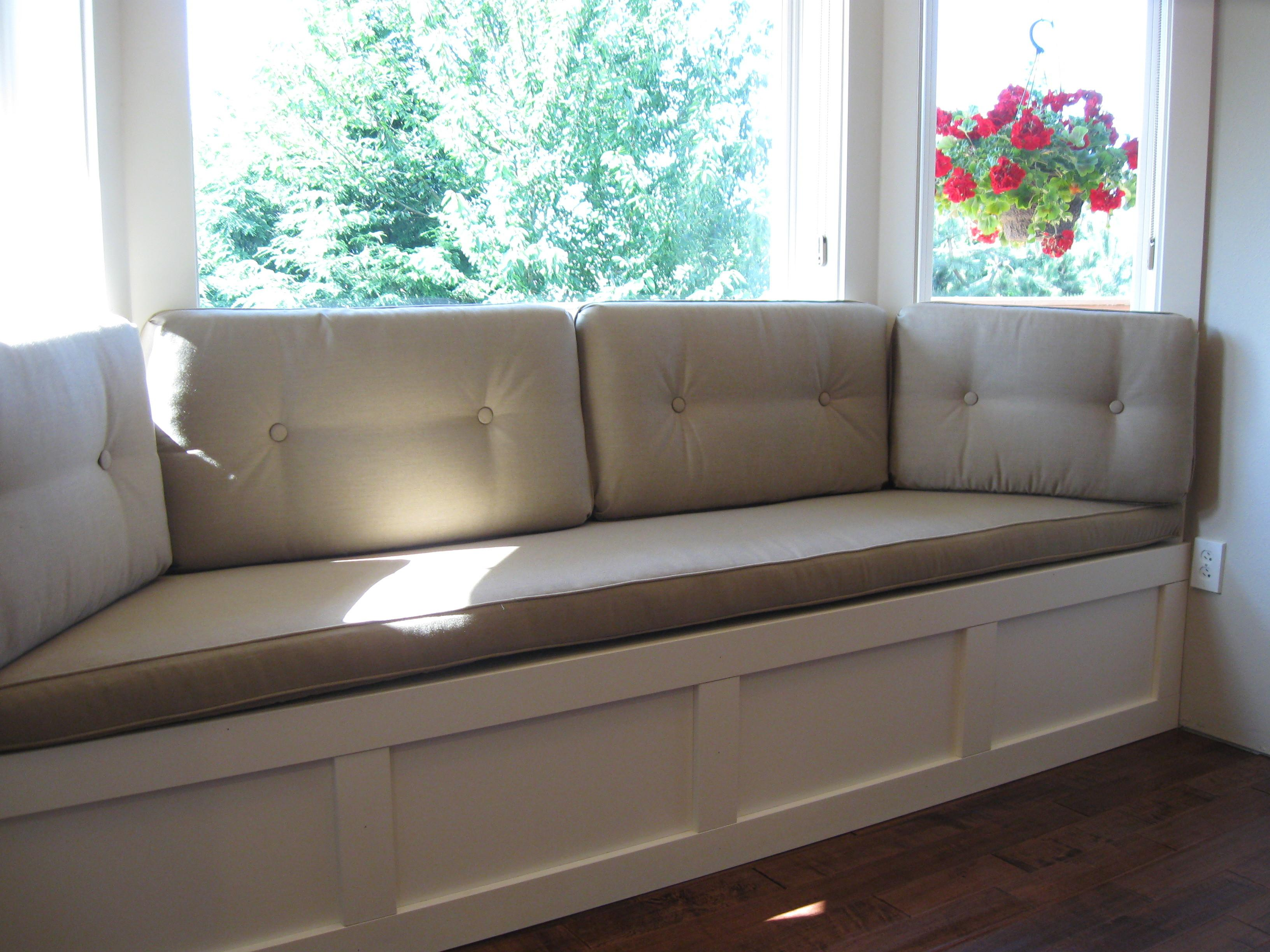 Bay Window Seat Cushions Covers