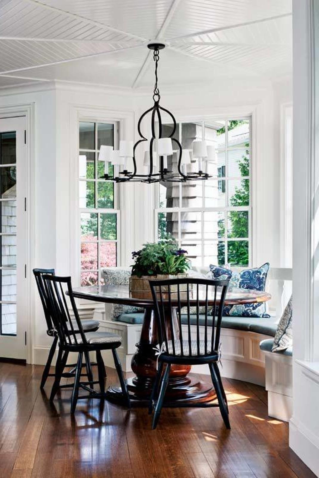 Bay Window Seating Styles Bench Interior
