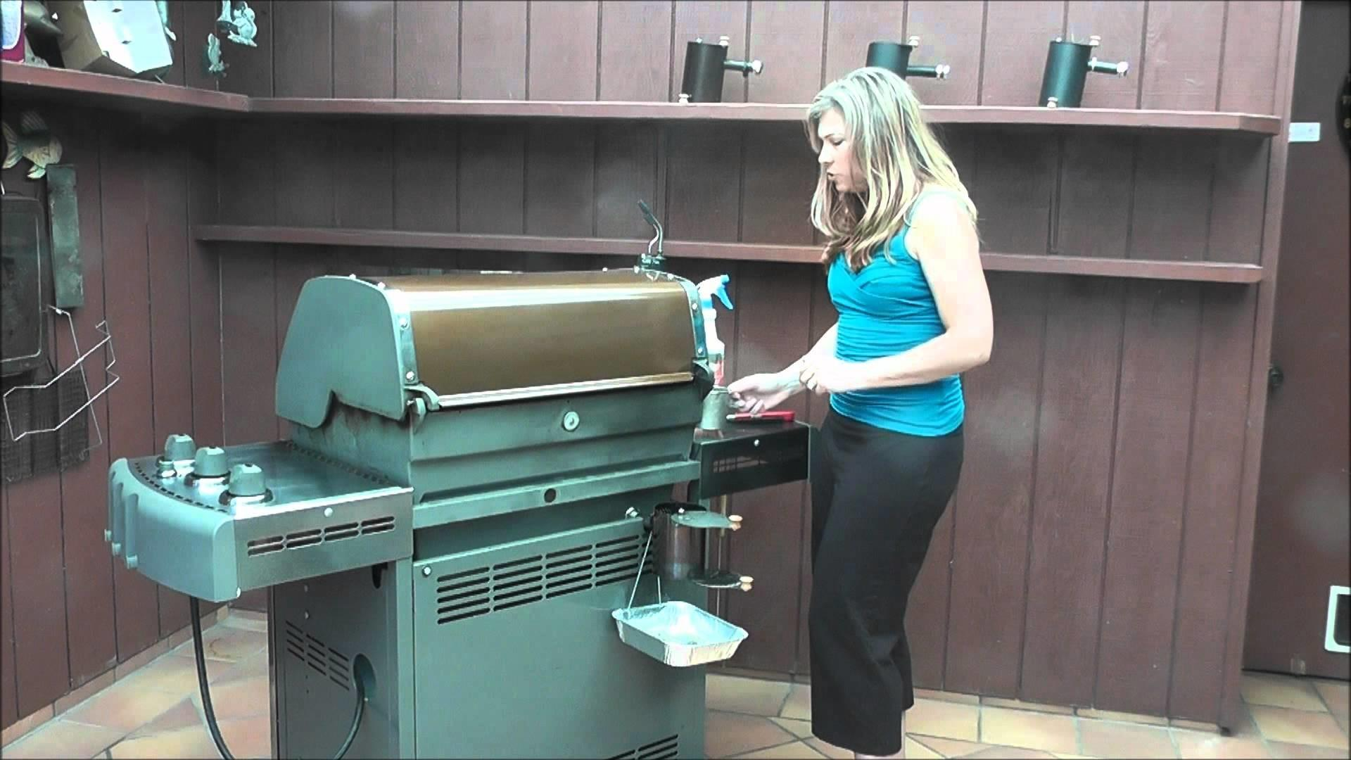 Bbq Smoker Shannon Showing Easy Way Turning Your