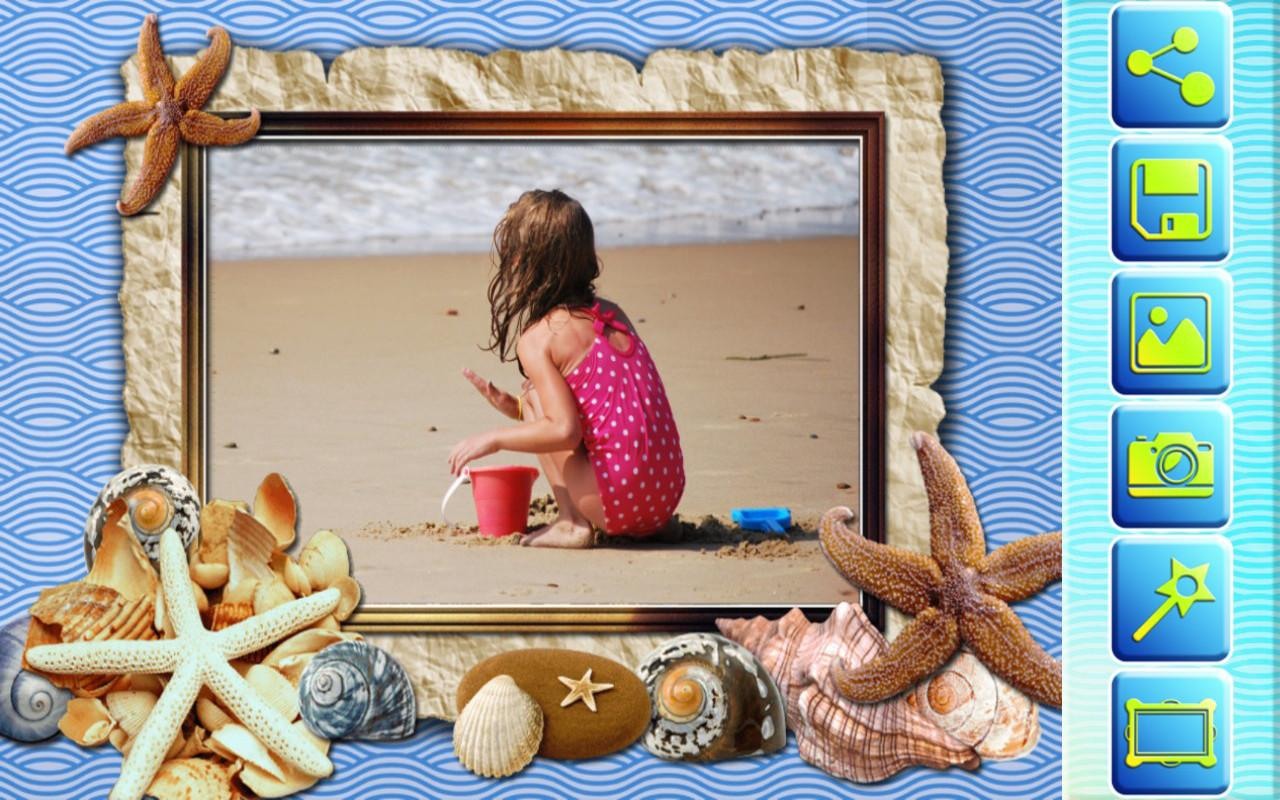 Beach Frames Android Apps Play