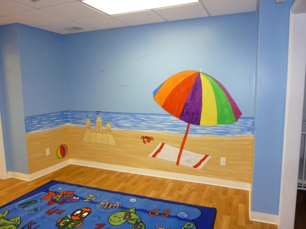 Beach Themed Nursery Wall Decor Best House Design