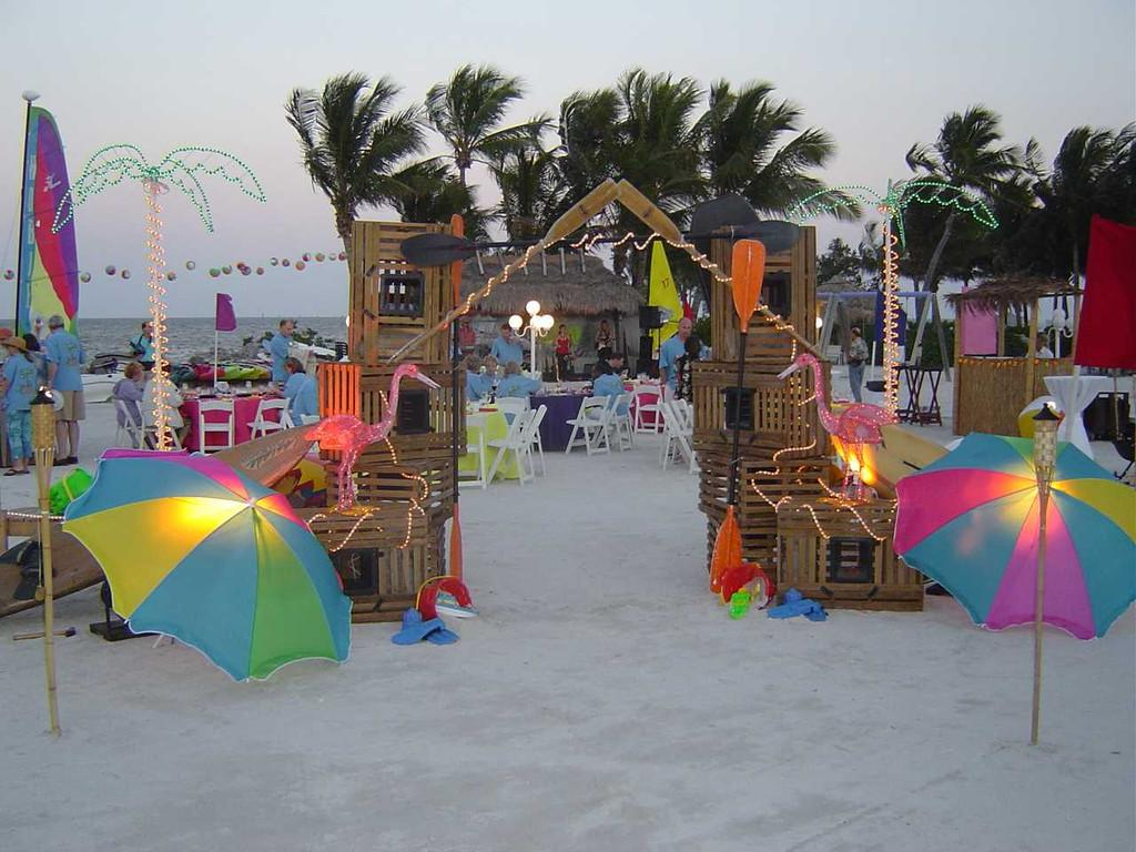 Beach Themed Party Decorations Summer Ideas Adult