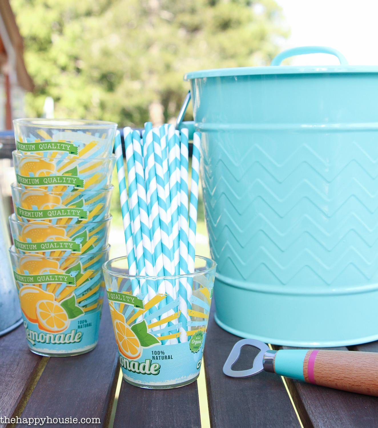 Beachy Boho Outdoor Dining Room Deck Reveal Part Two