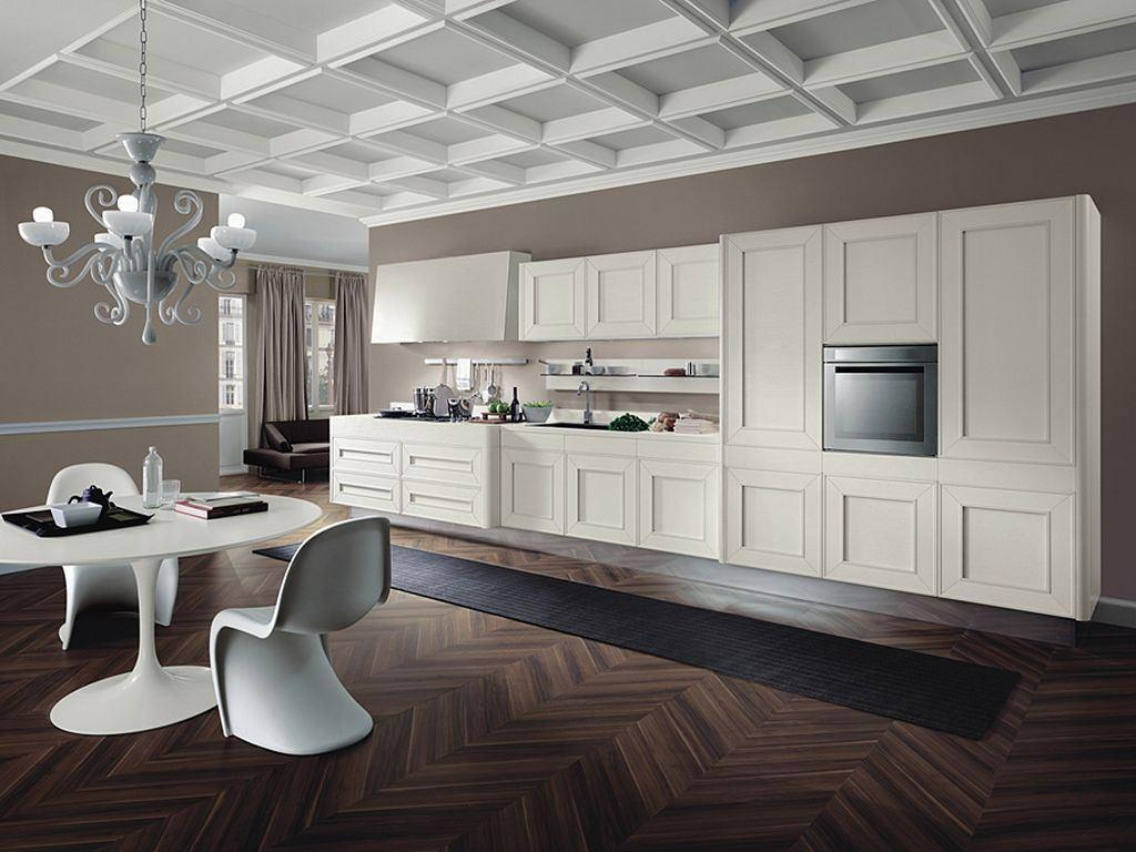 Beauteous Classic Modern Kitchens Inspiration