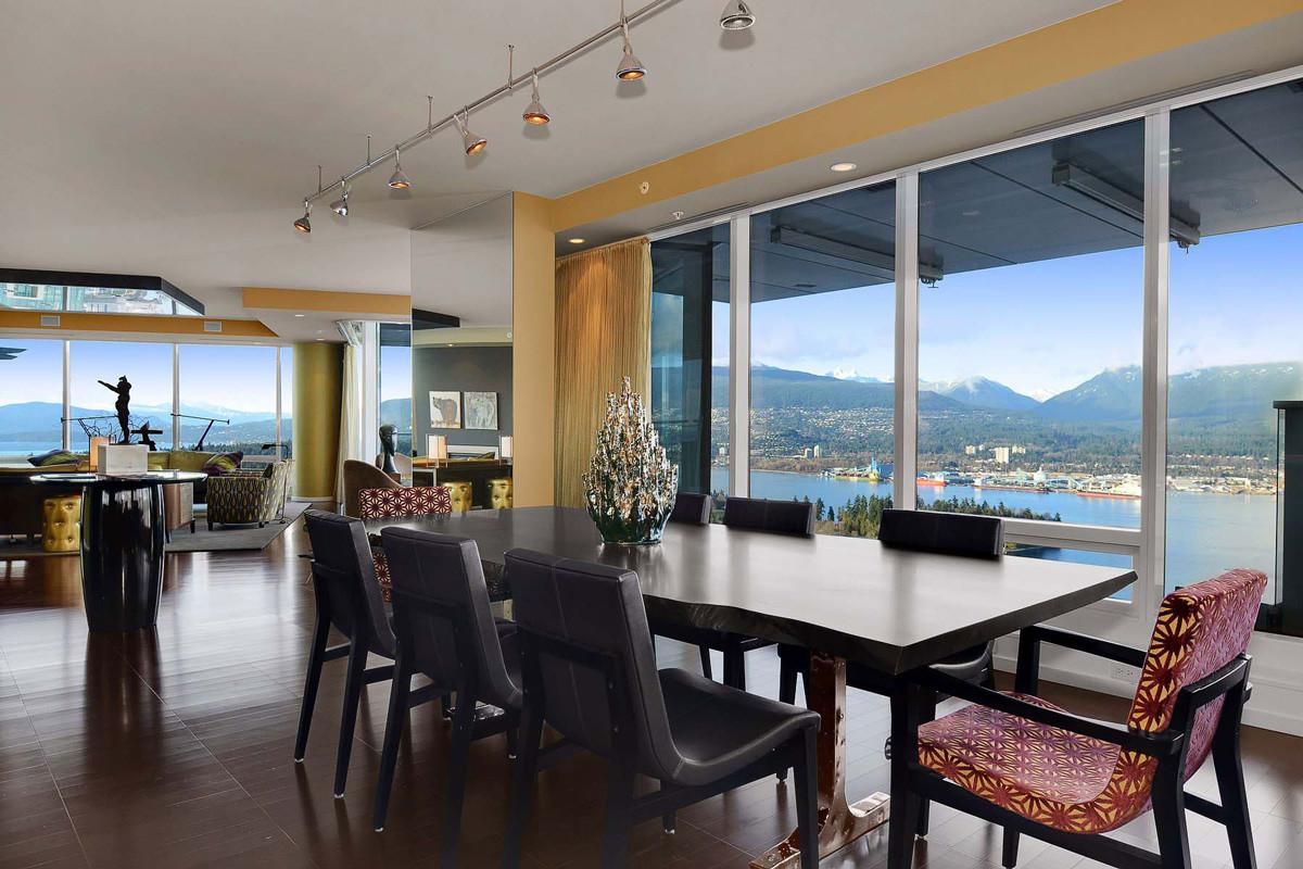 Beautiful Apartment Amazing Views Vancouver Canada