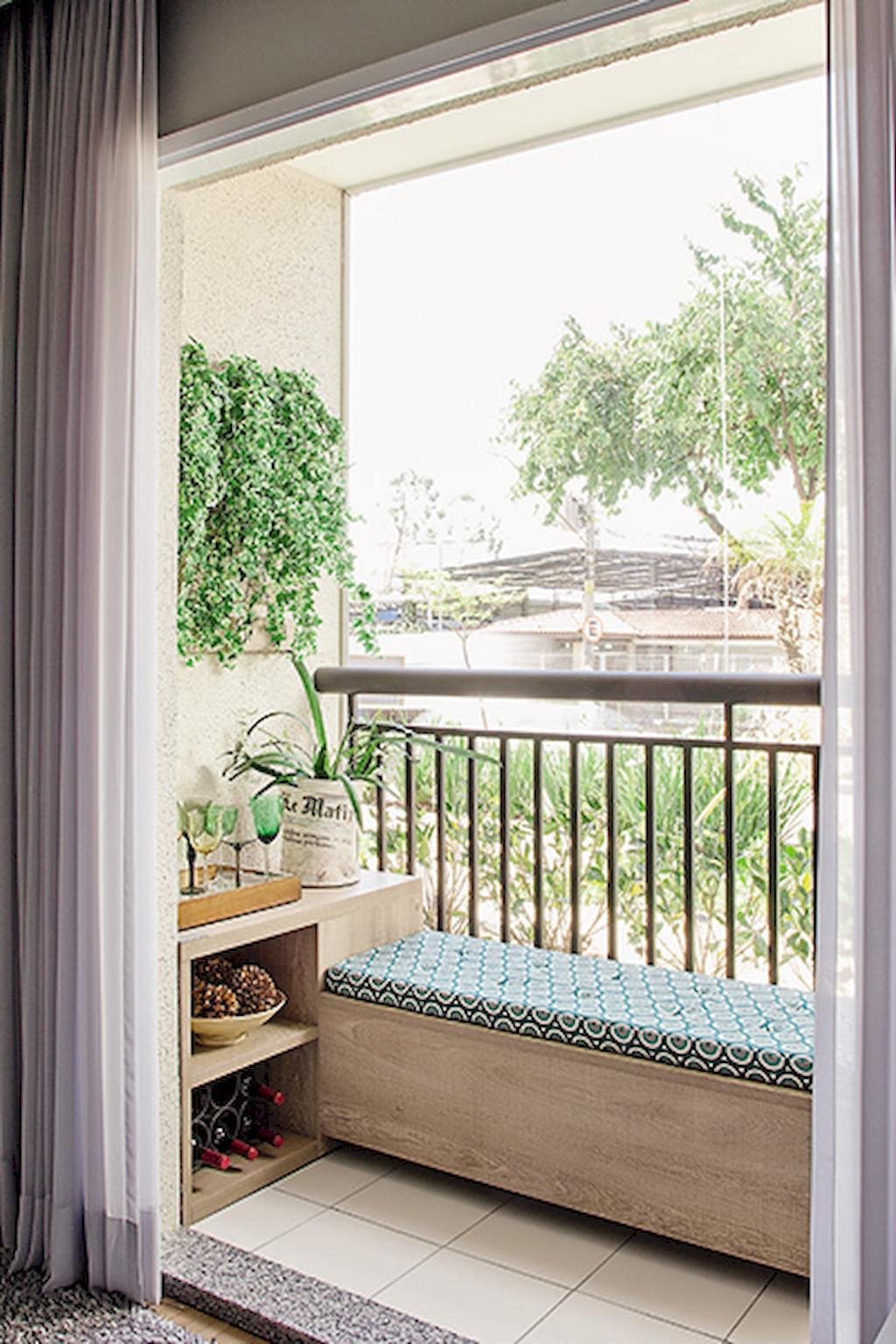 Beautiful Apartment Balcony Decorating Ideas Wholiving