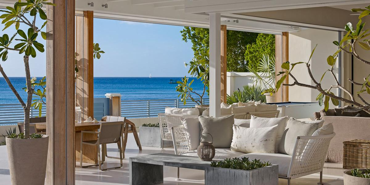 Beautiful Beachfront Homes Barbados Luxury Retreats