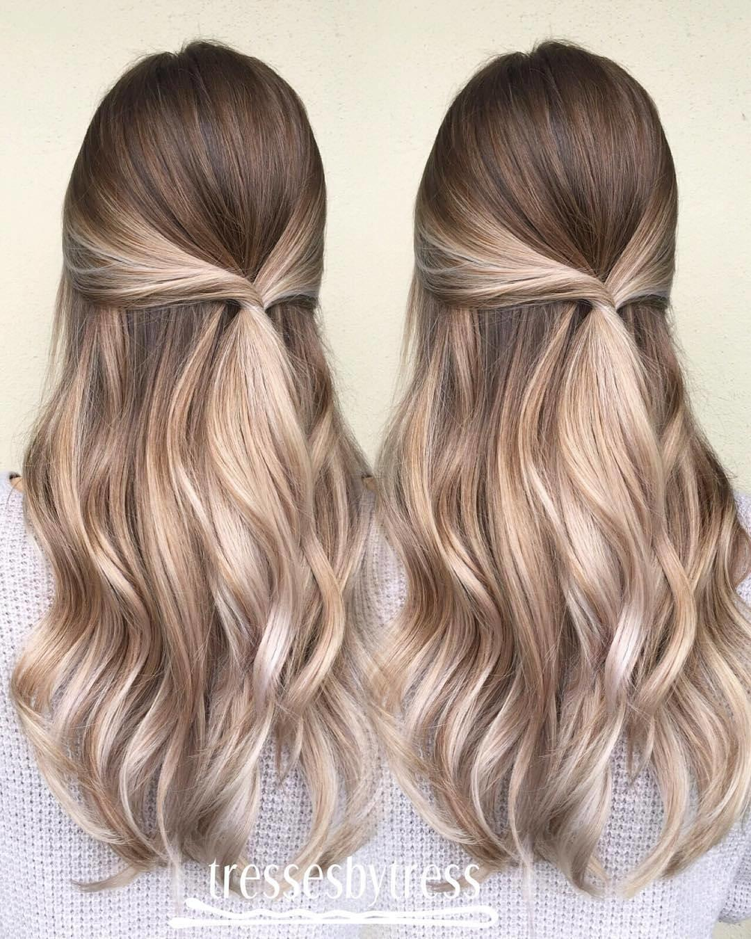 Beautiful Blonde Balayage Hair Color Ideas Trendy