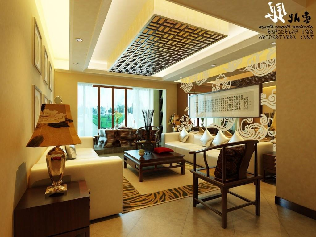 Beautiful Ceiling Designs Living Room Home Combo