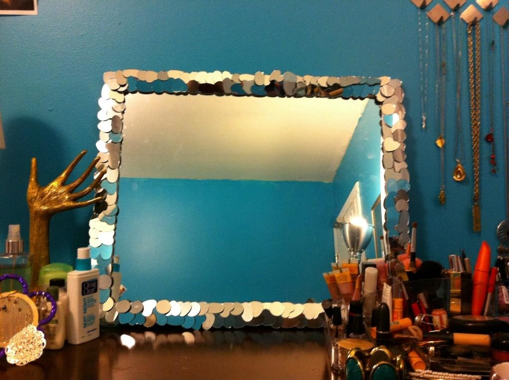 Beautiful Chic Looks Diy Mirror Ideas Sized