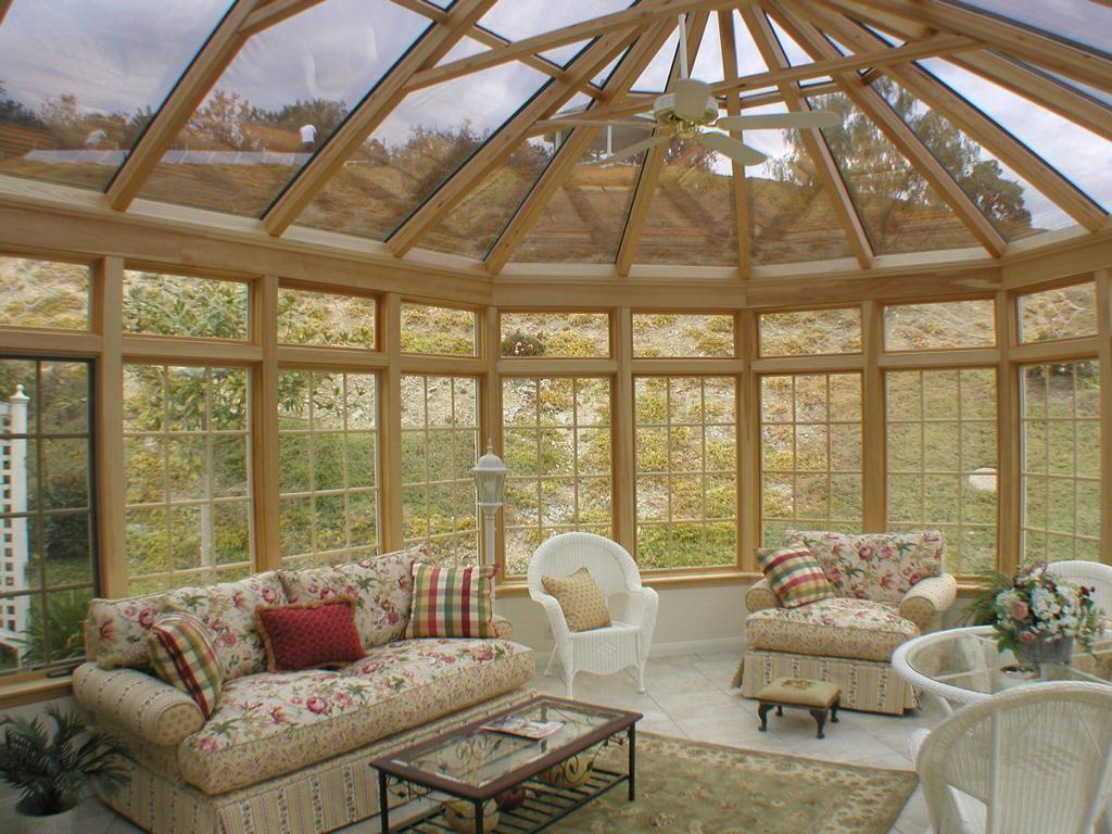 Beautiful Chic Sunroom Design Ideas Equipped Cheap