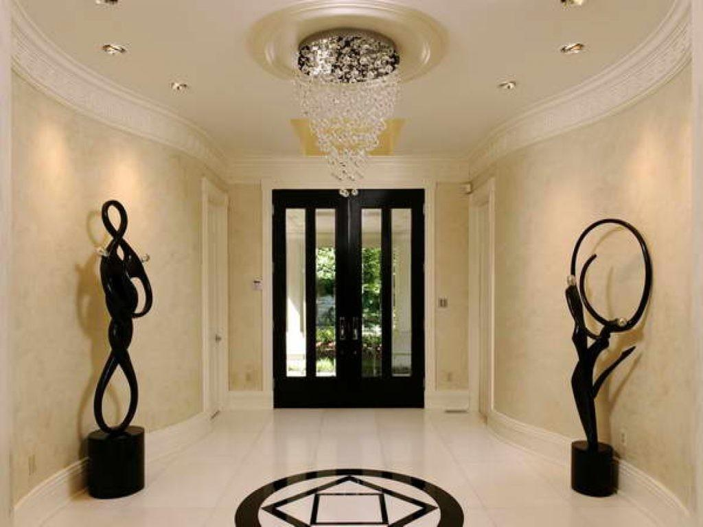 Beautiful Contemporary Foyer Lights Handsome