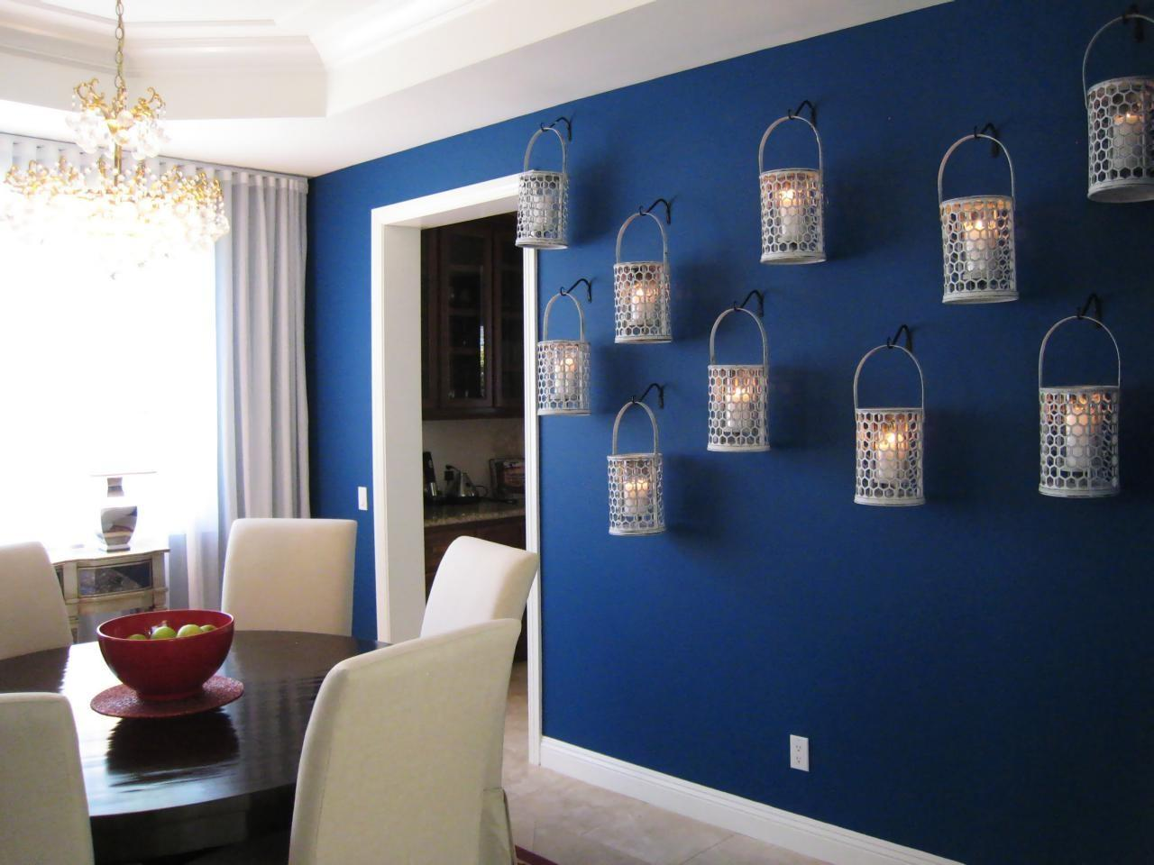 Beautiful Dining Room Spectacular Blue Ideas