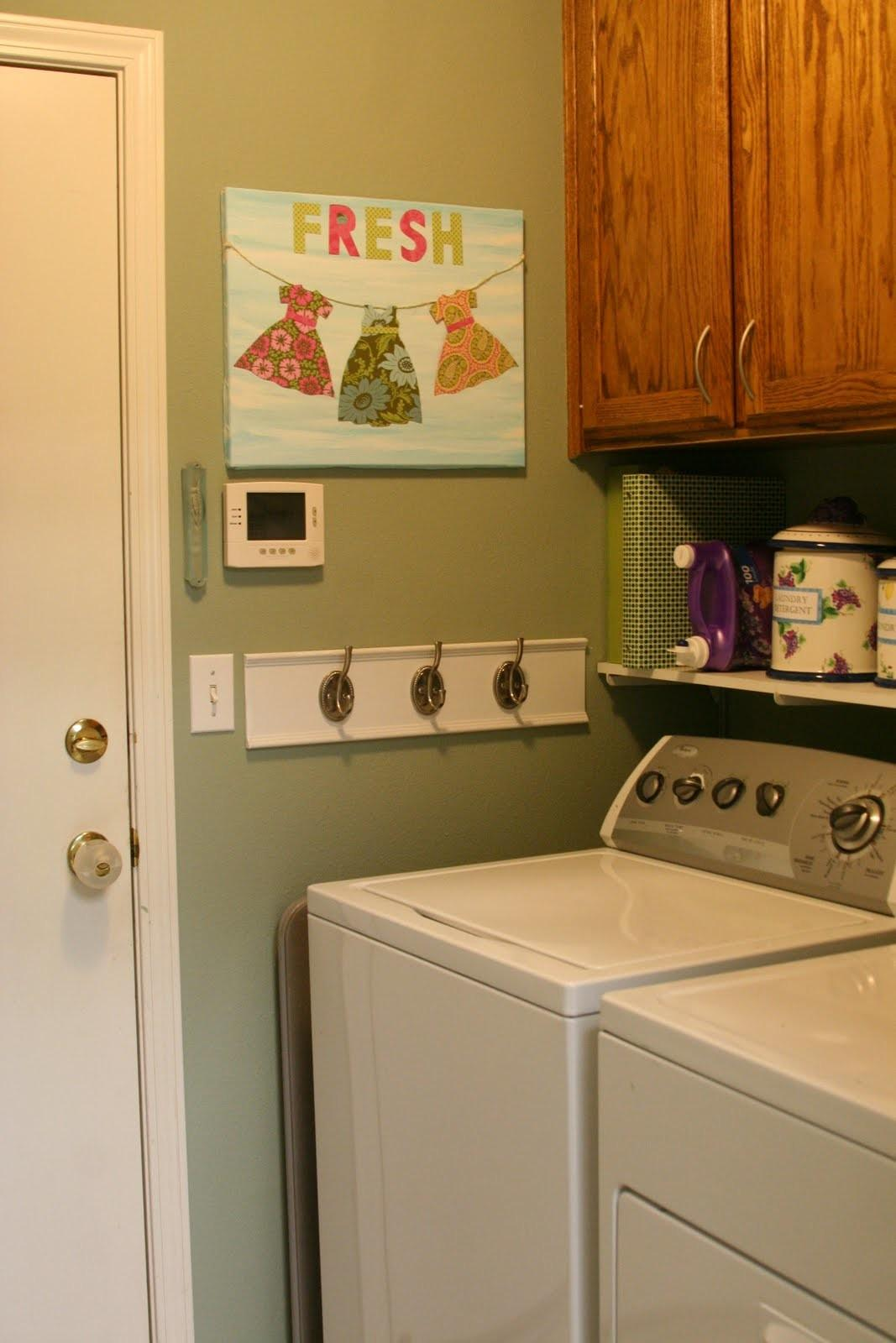Beautiful Diy Laundry Room Makeover