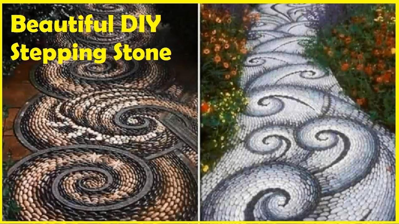 Beautiful Diy Stepping Stone Ideas Decorate Your