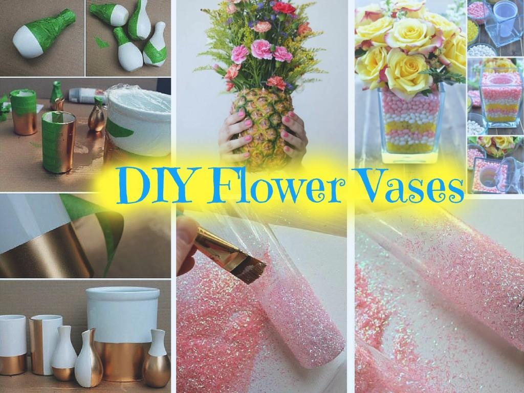 Beautiful Diy Vases Decorate Your Home Part