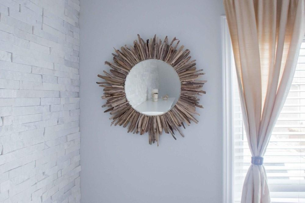 Beautiful Diy Wood Frame Mirror Projects