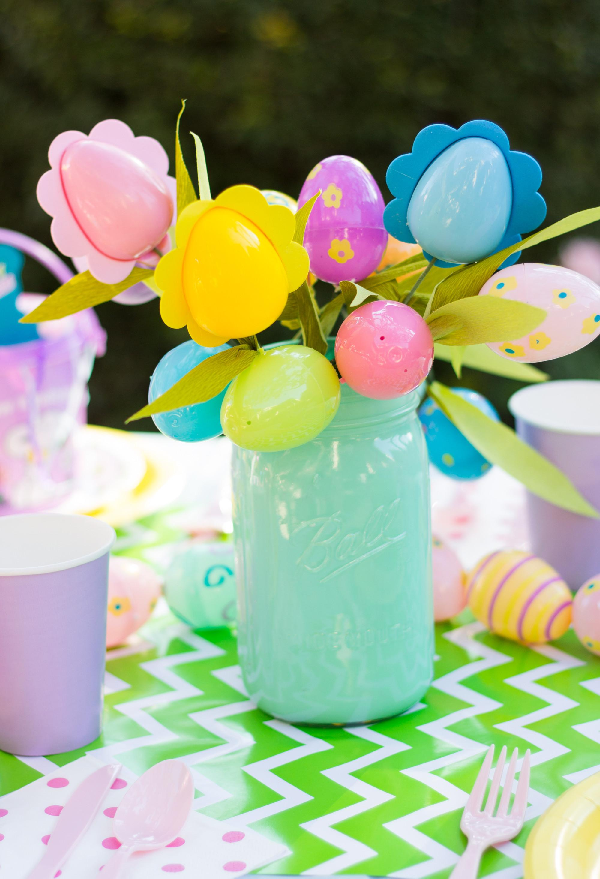Beautiful Easter Centerpieces Ideas Table Decorating