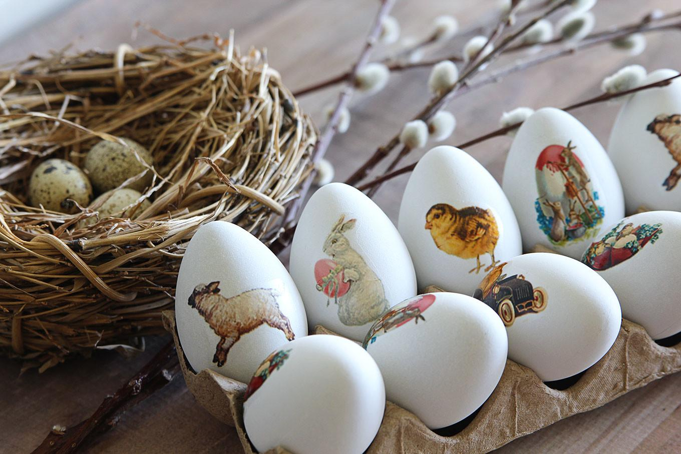 Beautiful Easter Eggs Got See Crazy Craft Lady