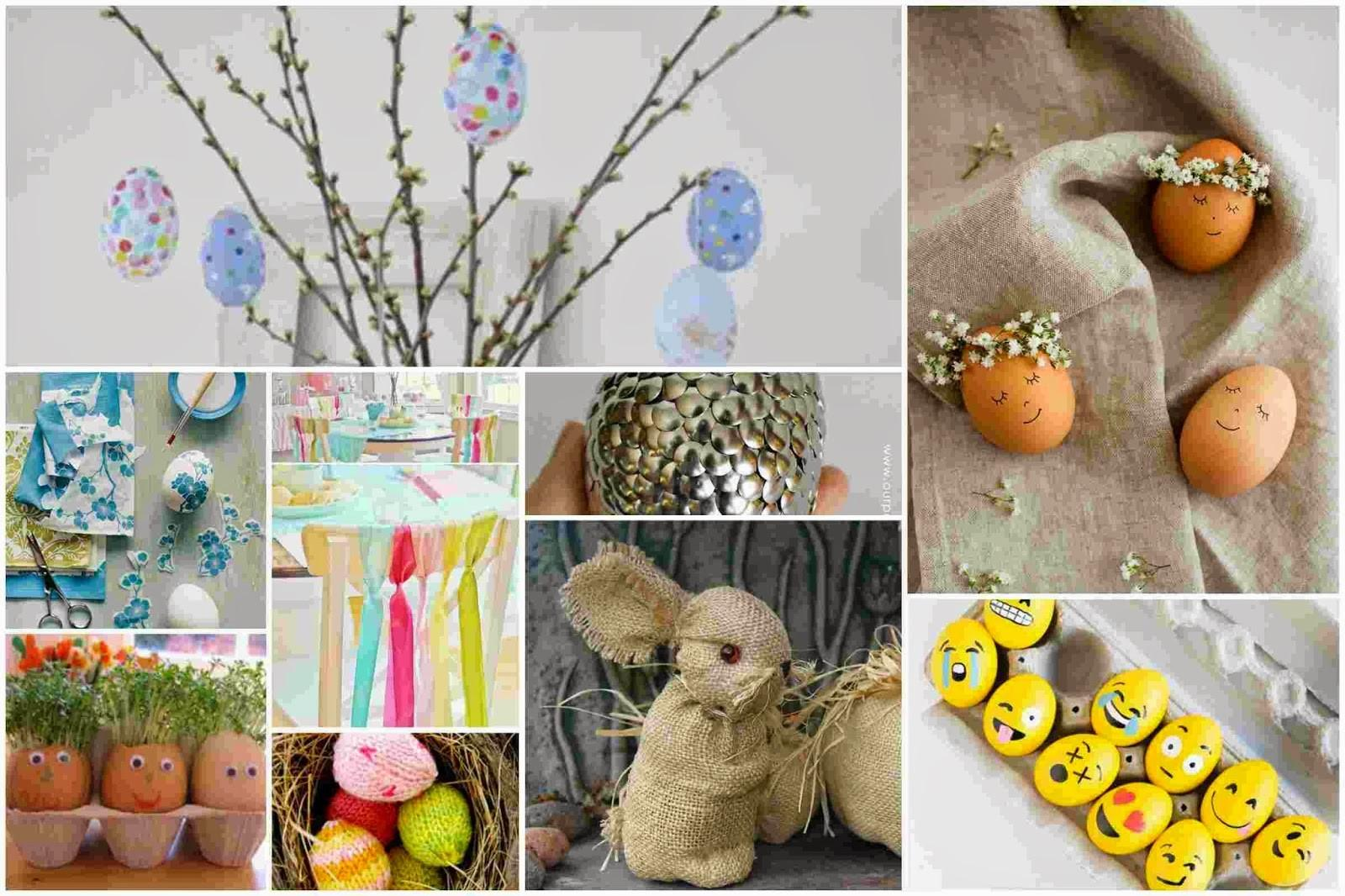 Beautiful Easy Easter Decoration Ideas Diy Fun