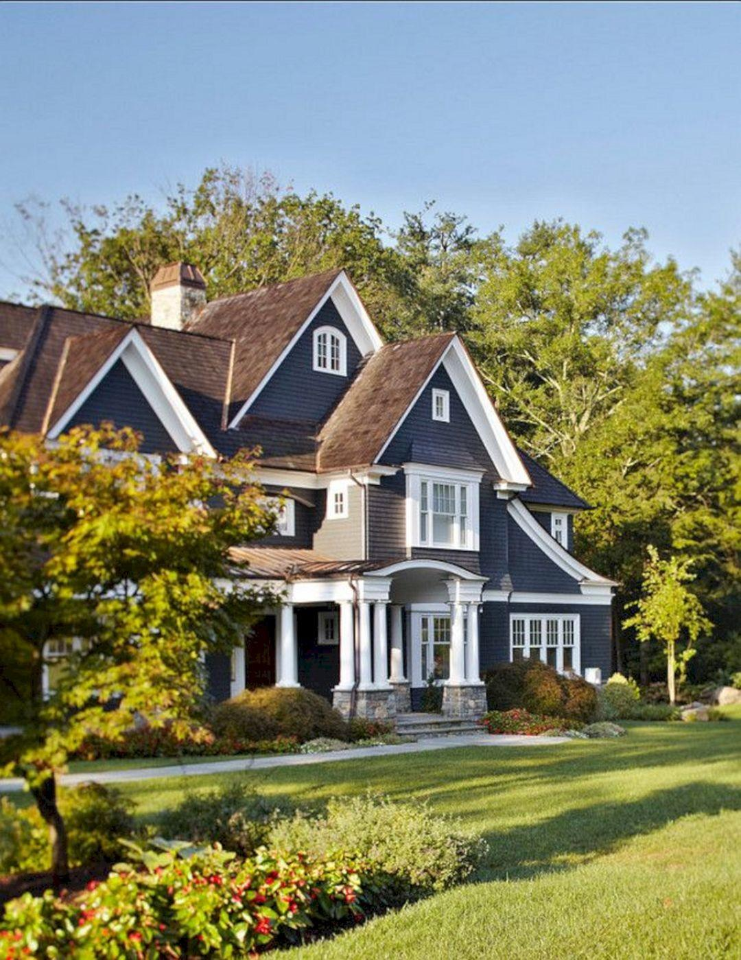Beautiful Exterior Home Colors Noise Pollution Solutions