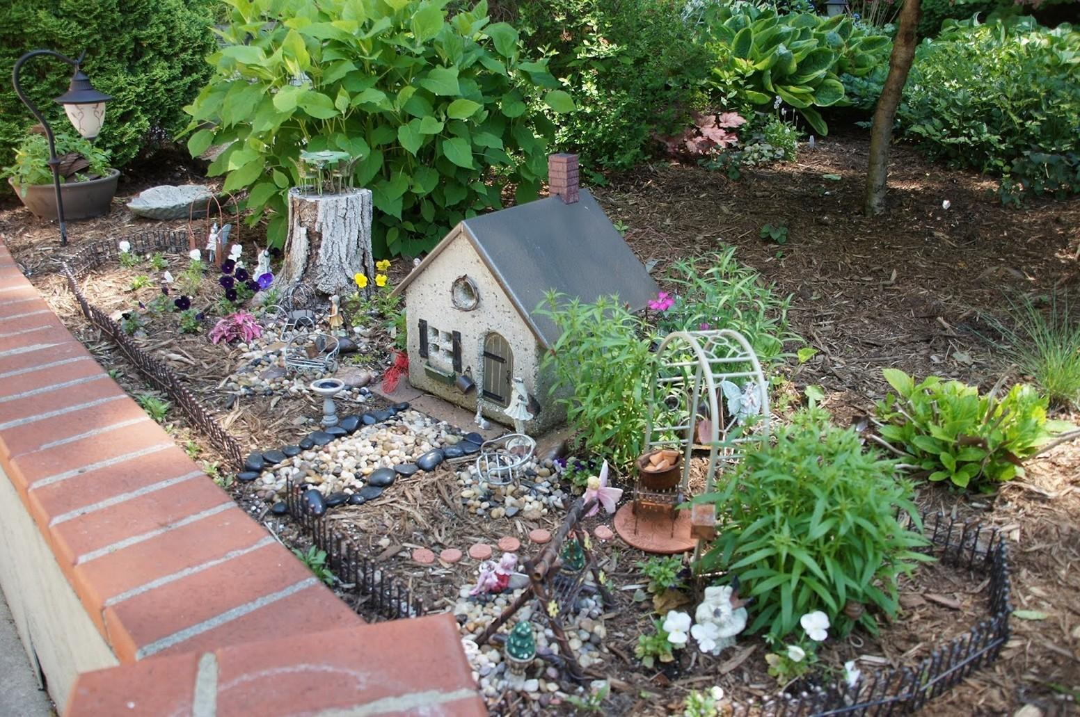 Beautiful Fairy Garden Ideas Beautify Your Home Design