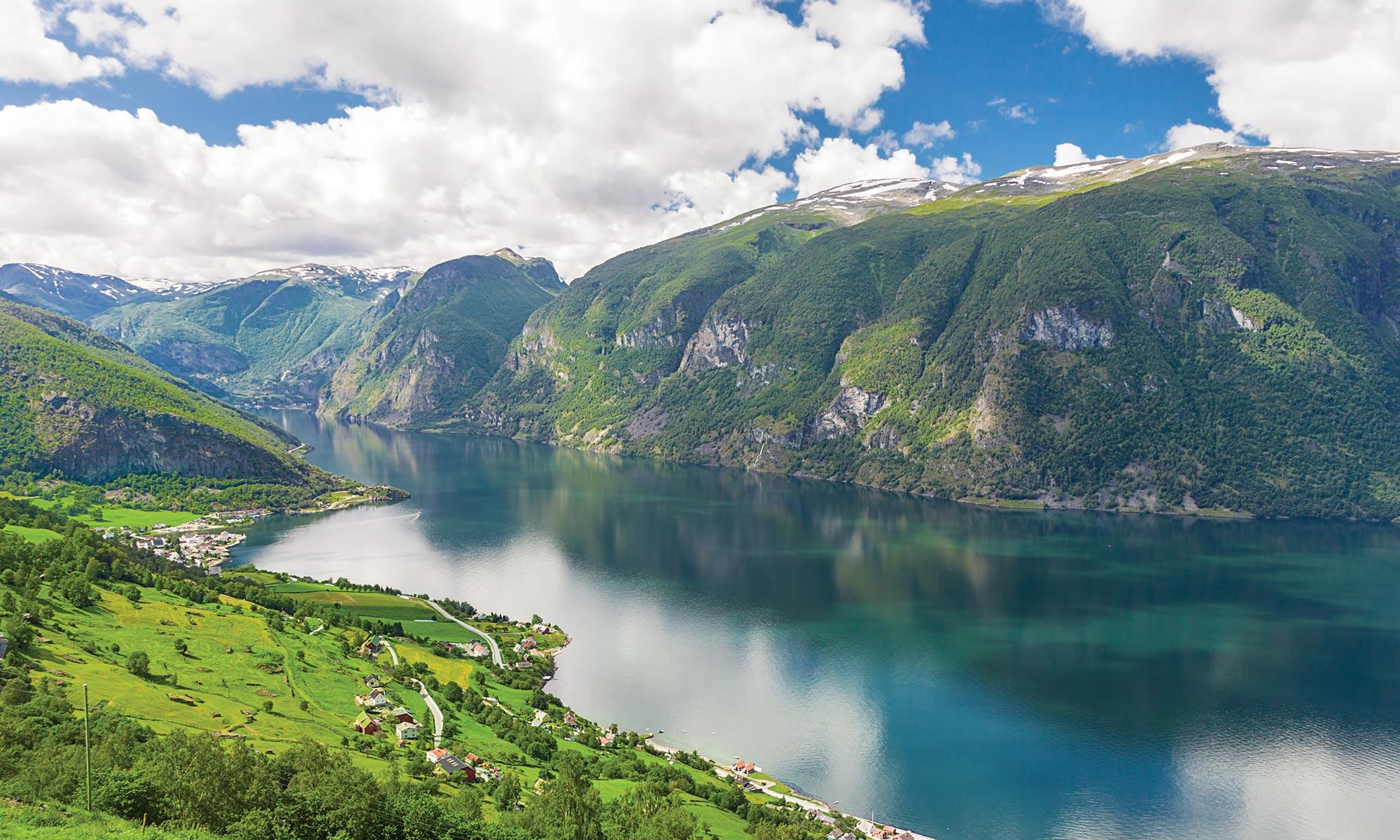 Beautiful Fjords Western Norway Overview