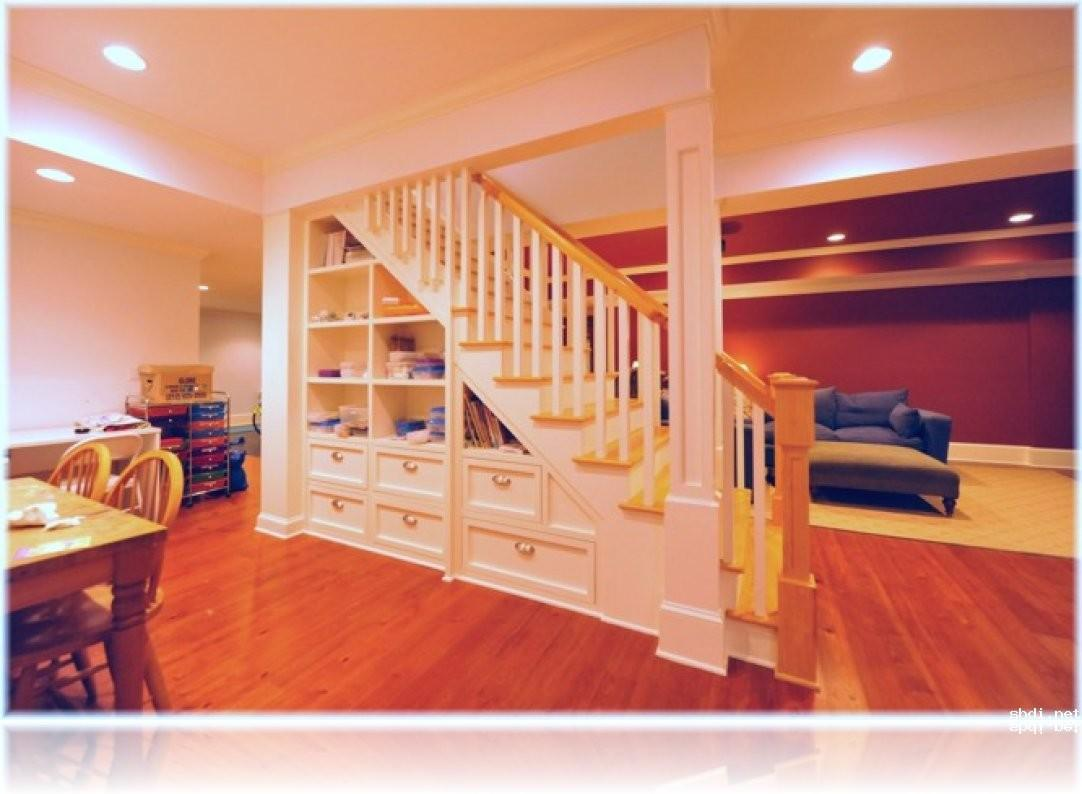 Image Of Basement Under Stairs Storage Ideas That Will Connect Your Home Inspire Design Ideas Decoratorist