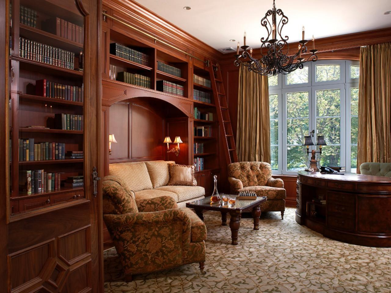 Beautiful Home Libraries Book Lovers Adore