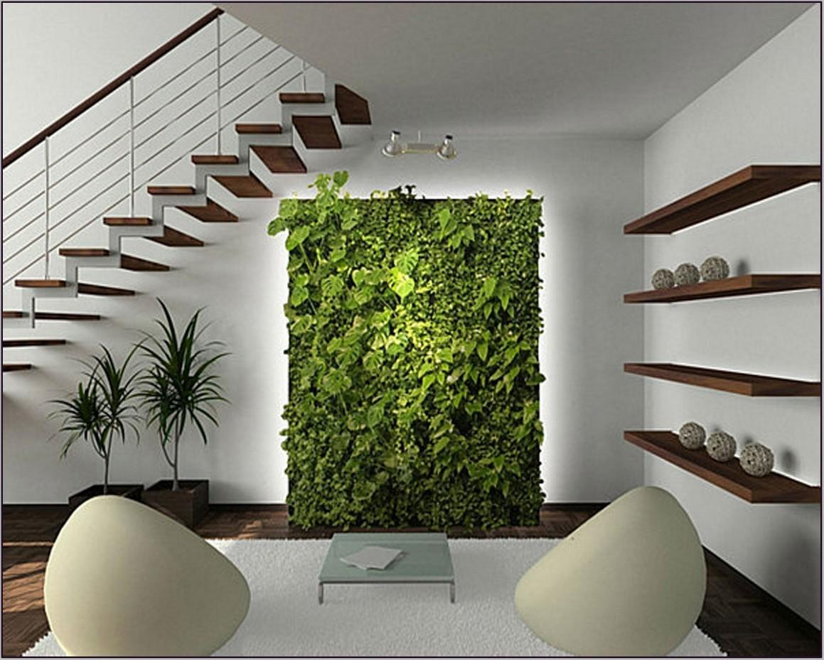 Beautiful Indoor Garden Ideas Under Stairs 2797