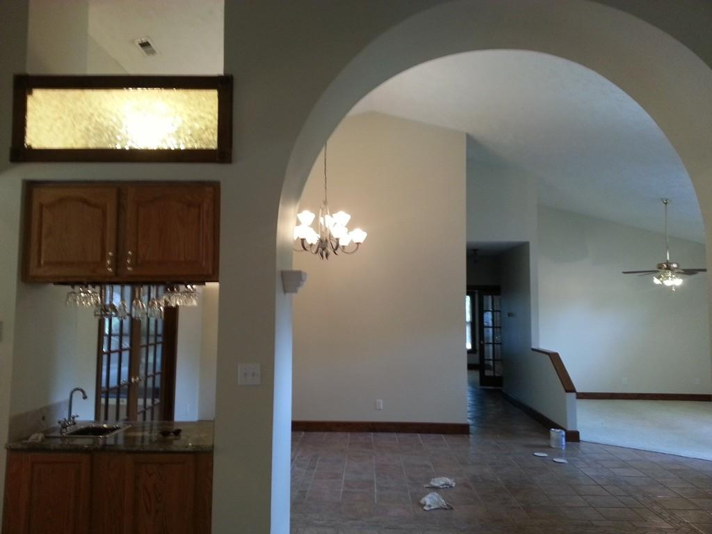 Beautiful Interior House Painting High Rise Ceilings