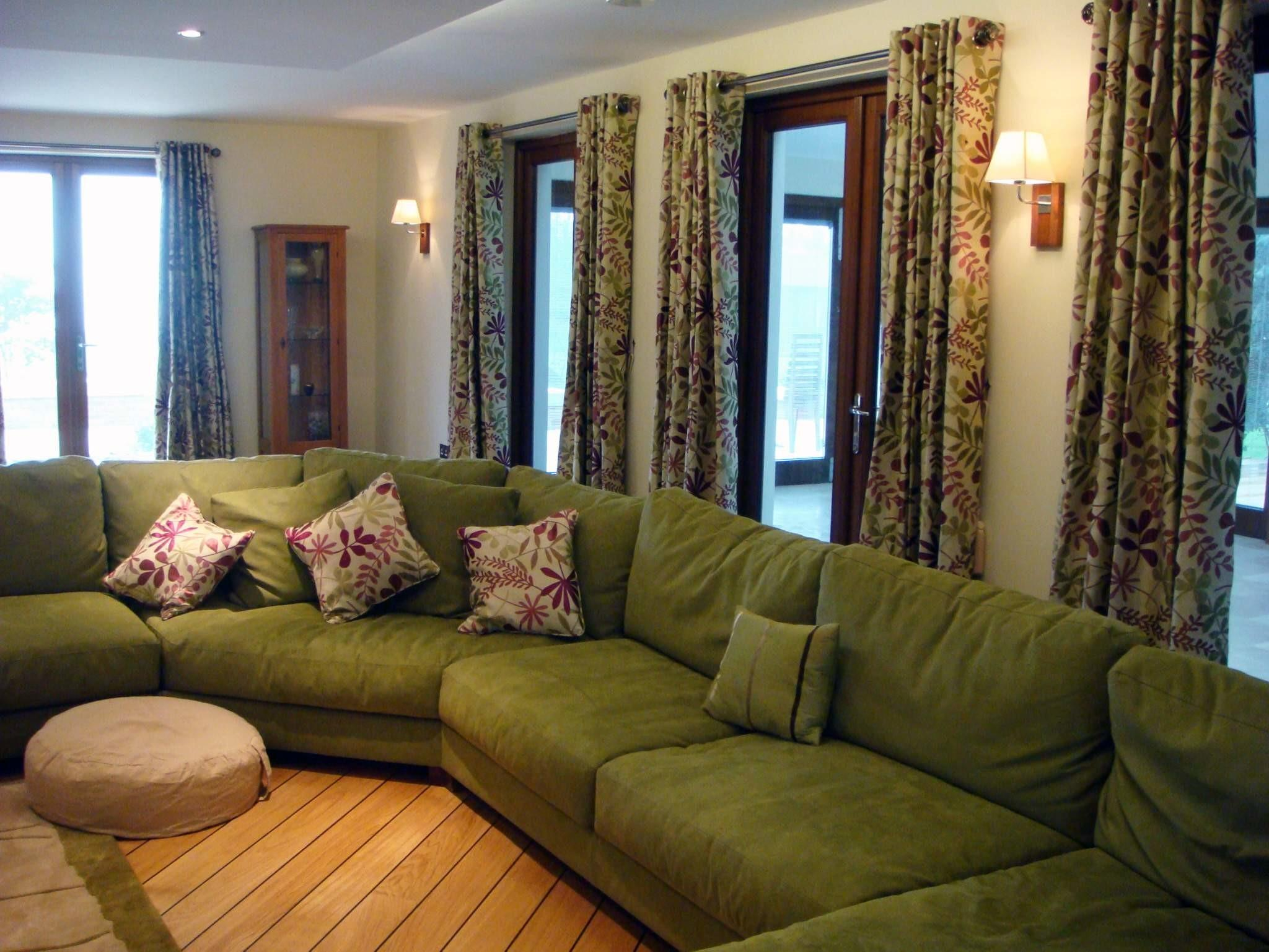Beautiful Living Room Sets Green Sofa