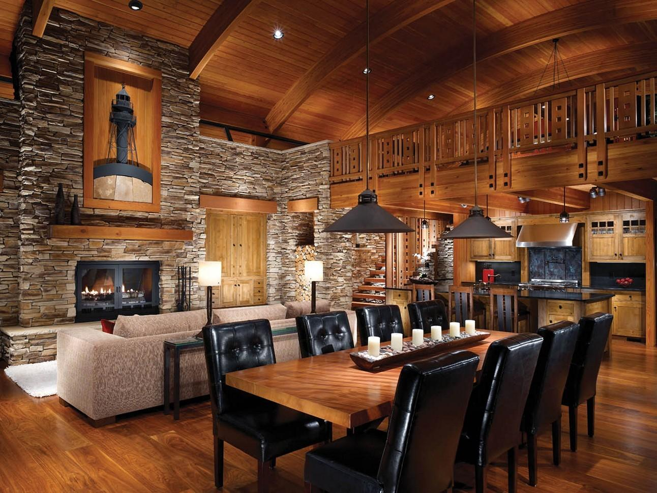 Beautiful Lodge Style Decorating Ideas Remodel