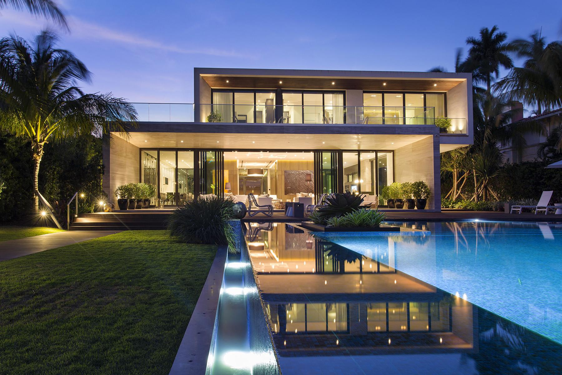 Beautiful Miami Beach Contemporary Asks 23m Curbed