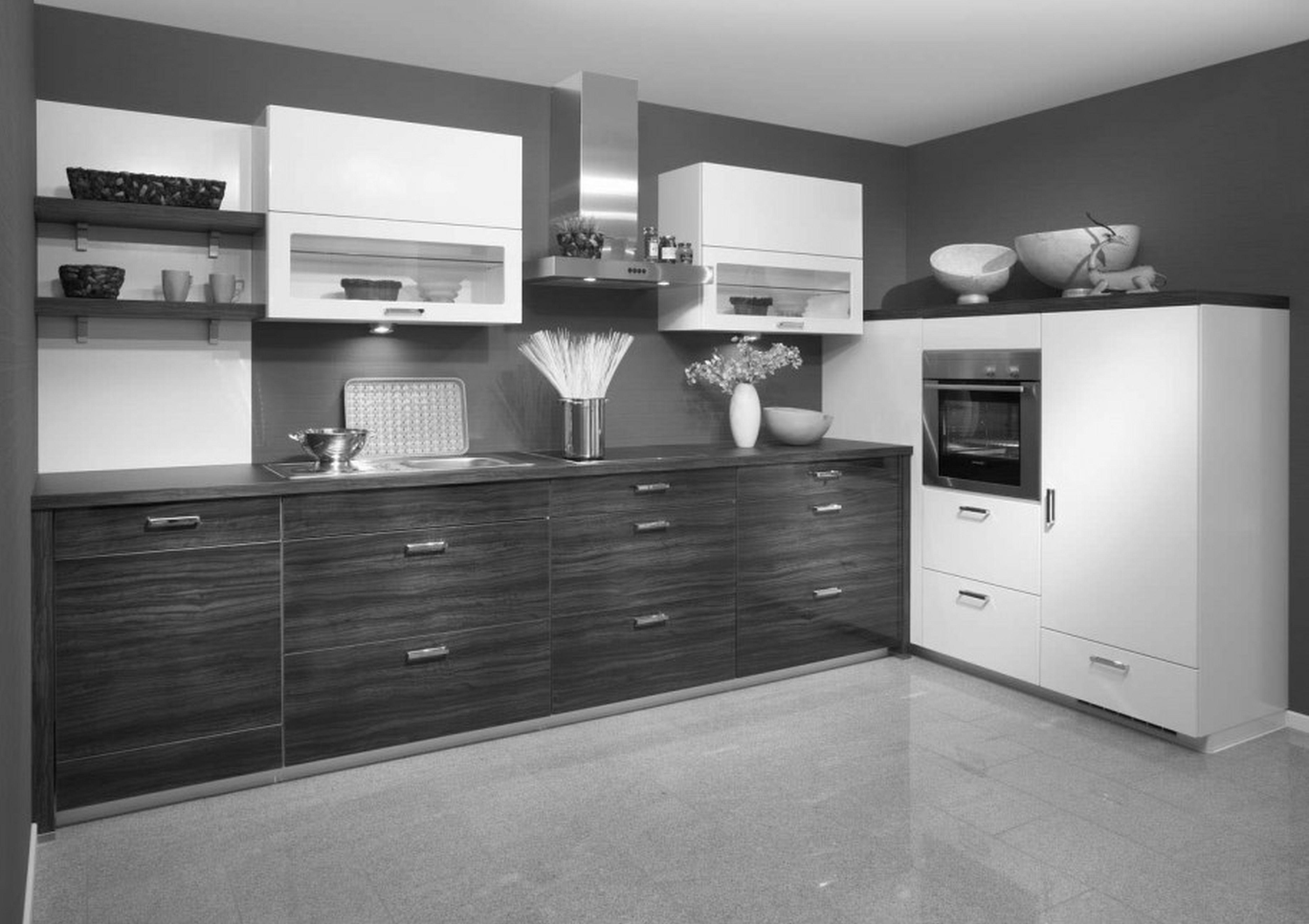 Beautiful Modern Grey Kitchens Decors White Cabinetry